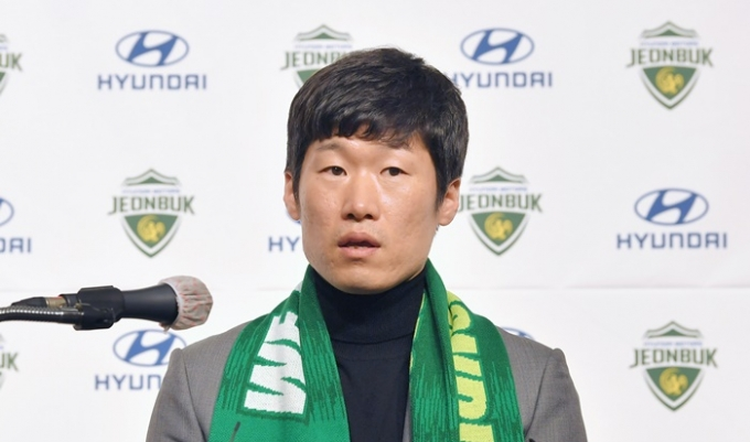 지난 8일 온라인 커뮤니티 등에는 박지성 전북 현대 어드바이저가 유상철 전 인천 유나이티드 감독의 장례식이 조문을 가지 않았다며 비난하는 글들이 올라왔다. /사진=뉴스1