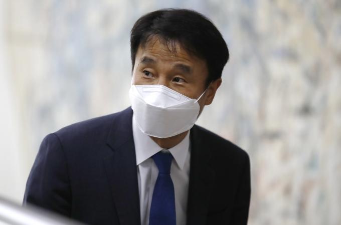 한병도 의원(더불어민주당·전북 익산시을)이 부동산 불법거래 의혹을 받은 의원들이 자진 탈당하지 않으면 제명 의견이 나올 수도 있다고 말했다./ 사진=뉴스1