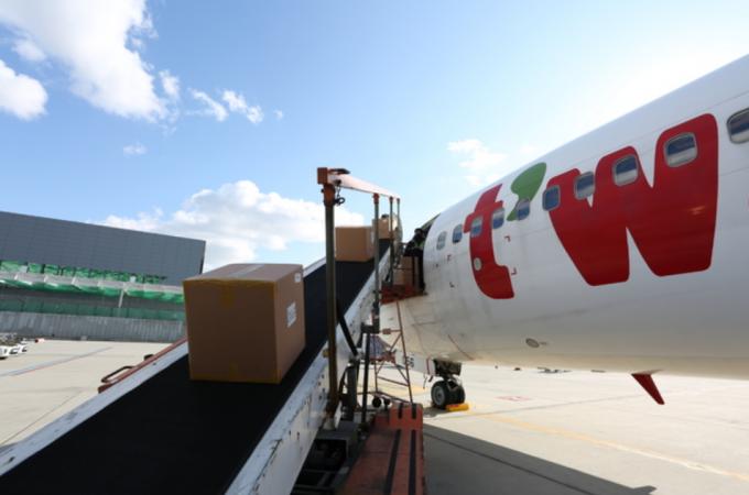 9일 티웨이항공이 기내 화물 운송 사업에 홍콩 노선을 추가했다는 소식에 강세다. /사진=뉴시스