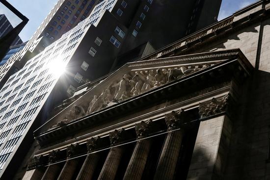 9일(현지시간) 뉴욕증시는 물가지수 발표를 하루 앞두고 경계 심리가 지속되며 소폭 하락했다./사진=로이터