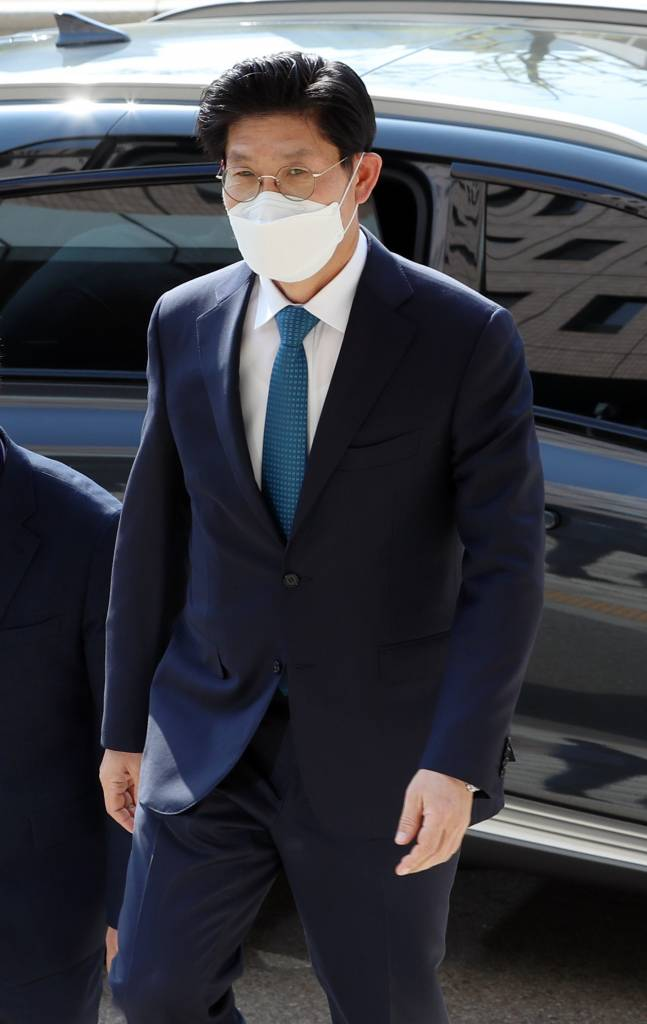 노형욱 국토교통부 장관 /사진=머니투데이 이기범 기자