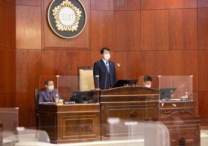남양주시의회(의장 이철영)는 10일부터 18일까지 9일간의 일정으로 제279회 제1차 정례회를 운영한다고 밝혔다. / 사진제공=남양주시의회
