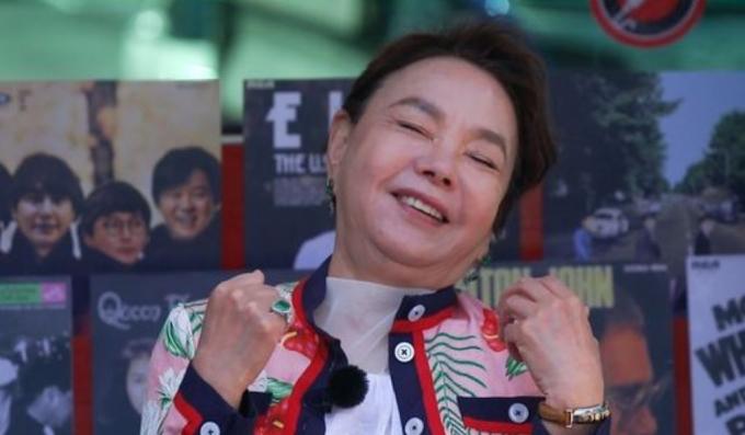 김수미가 윤여정과의 일화를 털어놓는다. /사진=SBS 제공