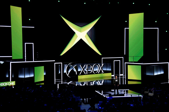 마이크로소프트(MS)가 자사 클라우드 게임 서비스 엑스박스(Xbox)를 '스마트TV'로 확장한다고 10일 밝혔다. /사진=로이터