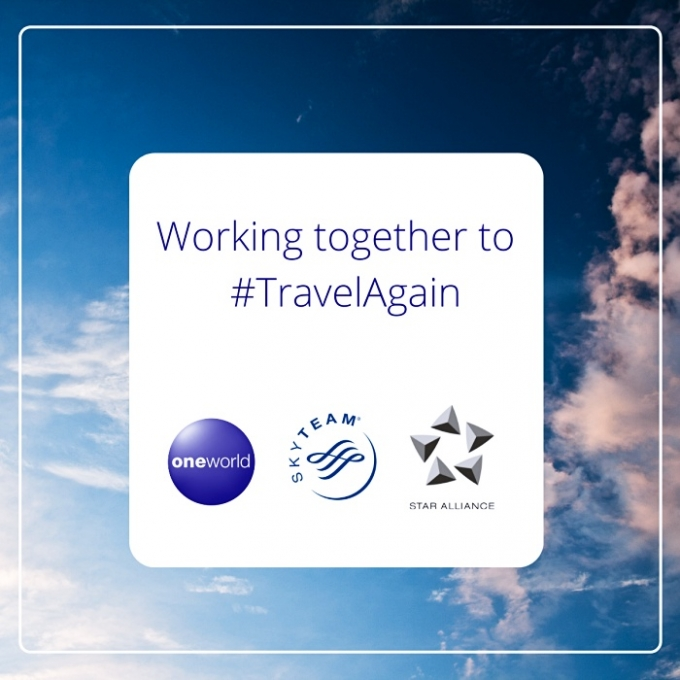 글로벌 항공 동맹들이 함께 목소리를 냈다. 보다 안전한 여행을 위해 각국이 여행 기준을 마련해달라는 것. /사진제공=아시아나항공