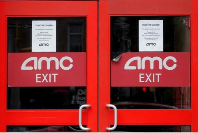 서학개미들이 대표적인 '밈 주식'(meme stock) 중 하나인 AMC엔터테인먼트(이하 AMC) 주식을 1조원 넘게 사들였다. /사진=로이터
