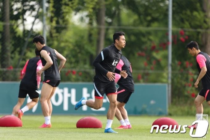 [사진] 훈련하는 박지수