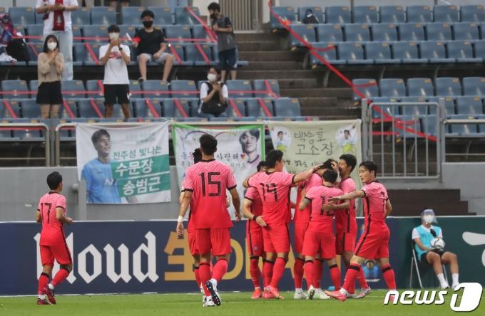 [사진] 축하받는 이상민