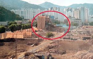 9명 목숨 앗아간 광주 재개발 참사… 또 '불법 하도급' 문제였나