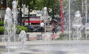 [내일날씨] 서울 낮 최고기온 '31도'… 한여름 더위