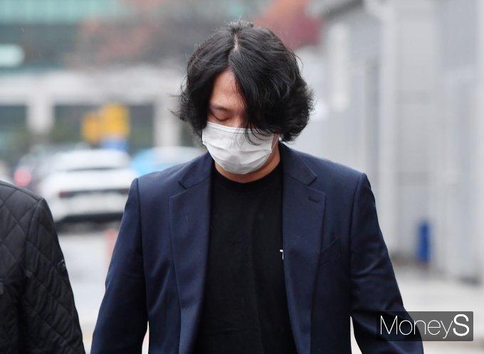 여성을 강제추행한 혐의로 실형을 선고받은 B.A.P 출신 힘찬(김힘찬, 31)이 사과했다. /사진=장동규 기자