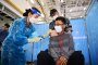 1차 접종률 23% 돌파… 도서 지역엔 해군 '백신 함정' 순회