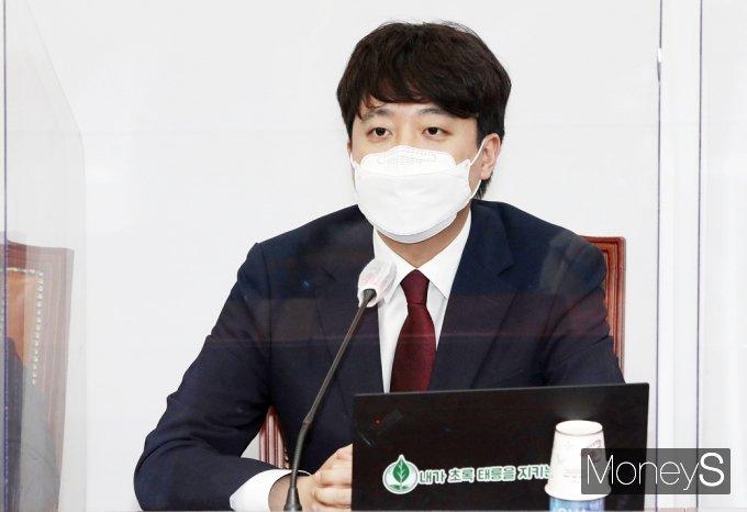 """[머니S포토] 대전·광주 파격행보 이준석 """"제 의구심, 대선 성과로 해소시킬 것"""""""
