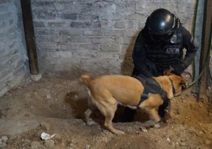 멕시코주 검찰은 지난 12일(현지시각) 멕시코시티 교외 연쇄살인범 용의자 집 땅 밑에서 무려 3787개의 뼛조각을 발견했다고 밝혔다. /사진=뉴스1(더선)