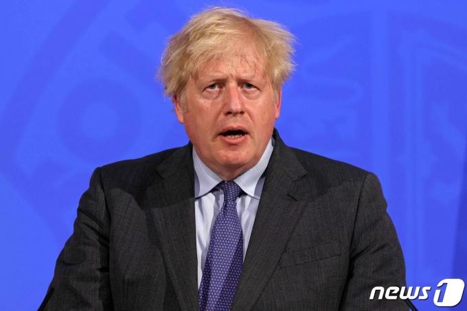 보리스 존슨 영국 총리. © AFP=뉴스1