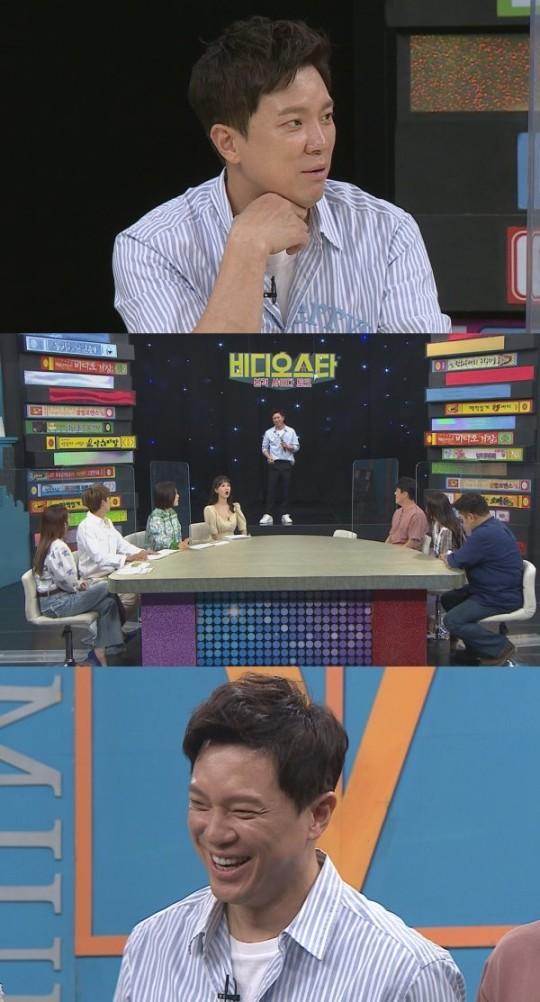 15일 방송되는 MBC 에브리원 '비디오스타'의 최근 녹화에서 정성화가 공연도중 아찔했던 일화를 공개해 웃음을 자아냈다. /사진=비디오스타 제공