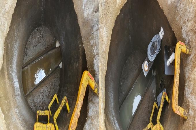 남동구는 집중호우로 인한 침수 피해에 발 빠르게 대처하기 위해 인천 최초로 '스마트 하수도 모니터링 시스템'을 구축한다./사진=남동구 캡처