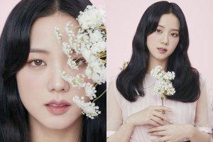 """""""꽃보다 더 예뻐""""… 블랙핑크 지수, 인형 비주얼"""
