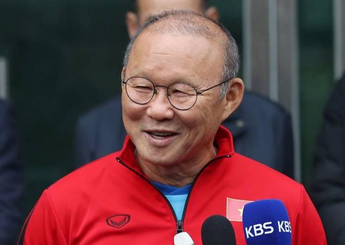 박항서 감독이 이끄는 베트남 축구 대표팀이 사상 첫 월드컵 최종예선 진출에 도전하고 있다. /사진=뉴스1