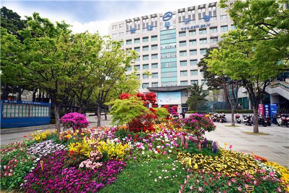 동대문구청 전경(동대문구 제공).© 뉴스1