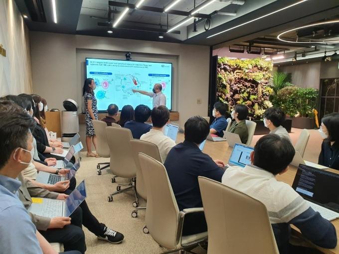 지아이이노베이션의 면역항암 후보물질 'GI-101'이 한국·미국에서 동시 임상에 나선다./사진=지아이이노베이션