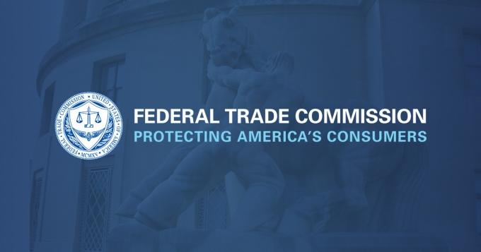 연방거래위원회(FTC) 로고.©  뉴스1