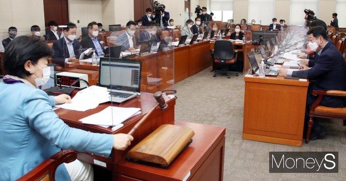 [머니S포토] 국회 행안위, '대체공휴일 법률안' 다룬 입법 공청회 개회