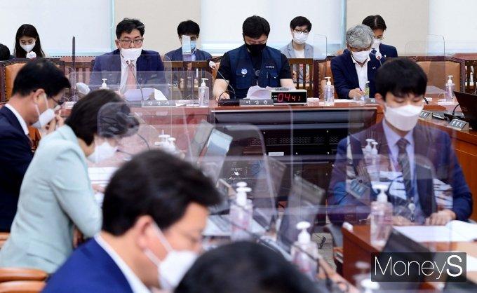 [머니S포토] 국회 행안위, 대체공휴일 법률안 공청회, 논의