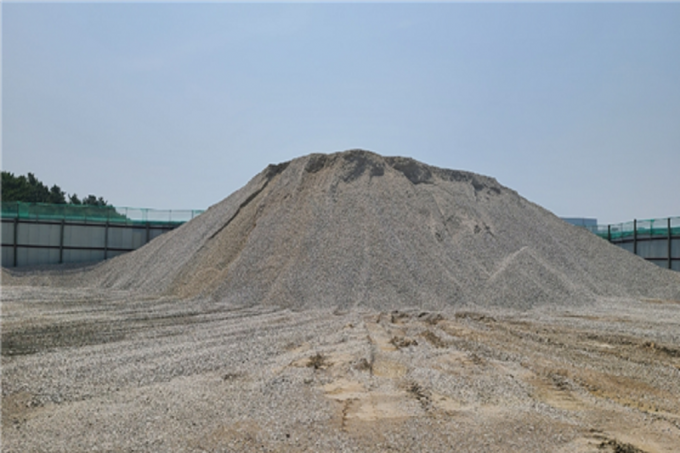 인천시는 비산먼지 주배출원인 대형건설공사장을 대상으로 사흘간 특별단속을 실시했다./사진=인천시 캡처