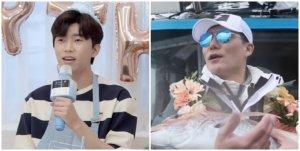 """임영웅 생일 영상에 센스 댓글 단 '도시어부'… """"이뤄질 수 없는 사이냐"""""""