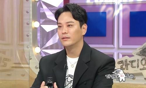 김용준이 그룹 'SG워너비' 완전체 활동을 언급했다. /사진=라디오스타 제공