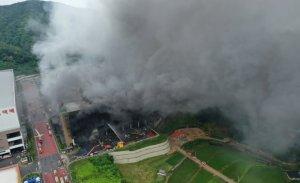 쿠팡 덕평물류센터, 화재 지속으로 건물 붕괴 우려… 로켓배송 차질 확대