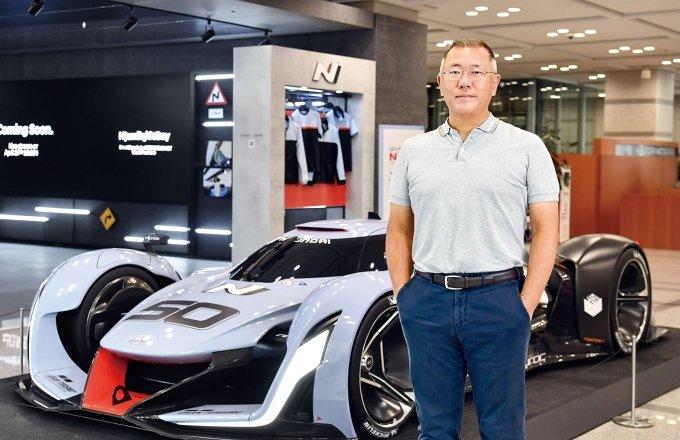 [CEO포커스] 벤츠-토요타와 나란히 선 현대차그룹