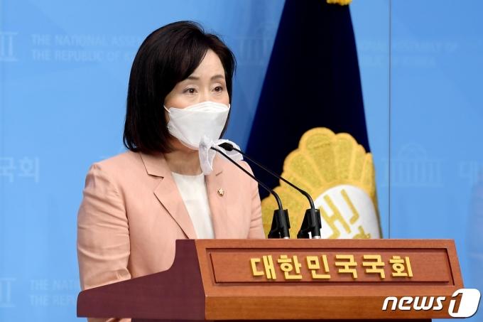 전주혜 국민의힘 의원/뉴스1 © News1 구윤성 기자