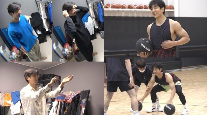농구선수 허훈의 일상이 '나 혼자 산다'를 통해 공개됐다. /사진=MBC