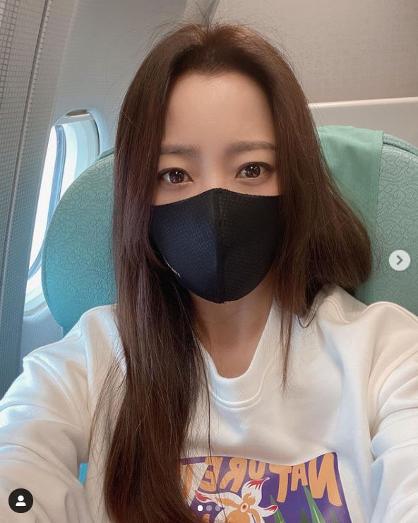 김희선 인스타그램 캡처 © 뉴스1