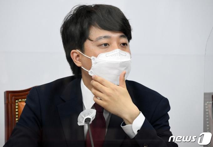 이준석 국민의힘 대표/뉴스1 © News1 구윤성 기자