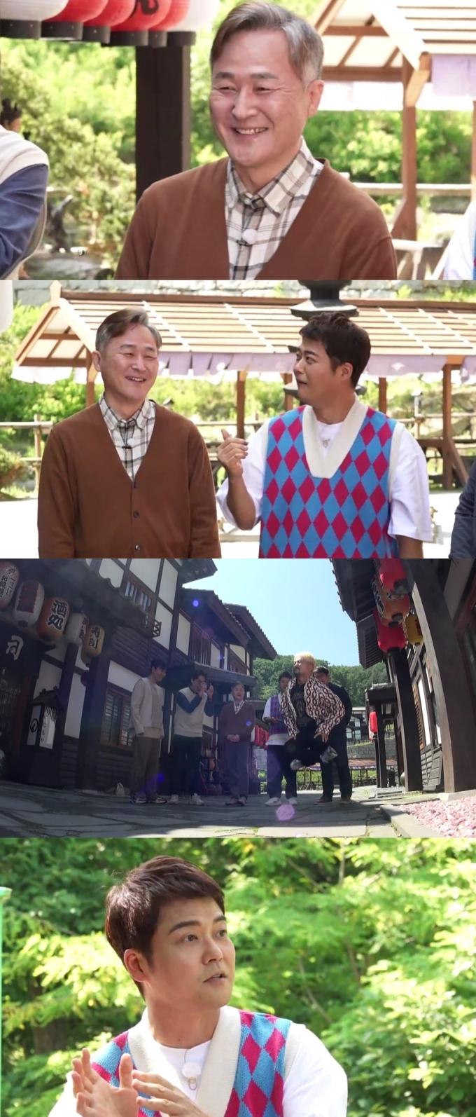 MBC '선을 넘는 녀석들 : 마스터-X' 9회에 국내 1호 프로파일러 표창원이 출연한다. /사진=MBC