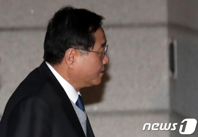 정몽진 KCC 회장 2017.3.20/뉴스1 © News1 황기선 기자