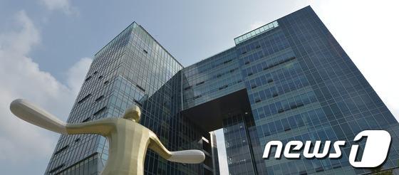 서울 서초구 양재동에 위치한 서울행정법원 자료사진