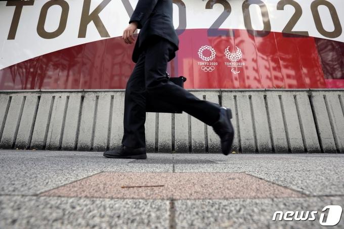 2020 도쿄 올림픽이 7월 23일 개최된다. © 로이터=뉴스1 © News1 정윤영 기자