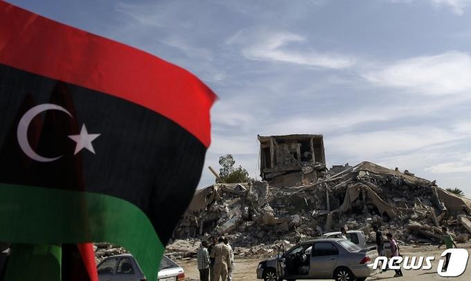 리비아 트리폴리. © AFP=뉴스1 자료 사진 © News1 최서윤 기자