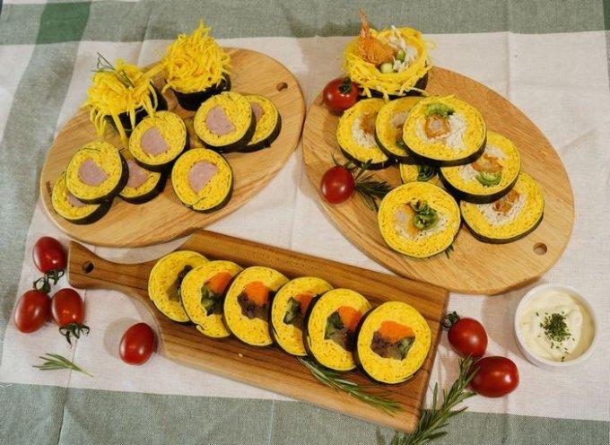 분식창업 '여우애김밥' 계란 함유량부터 '키토김밥' 저탄고지로 으뜸