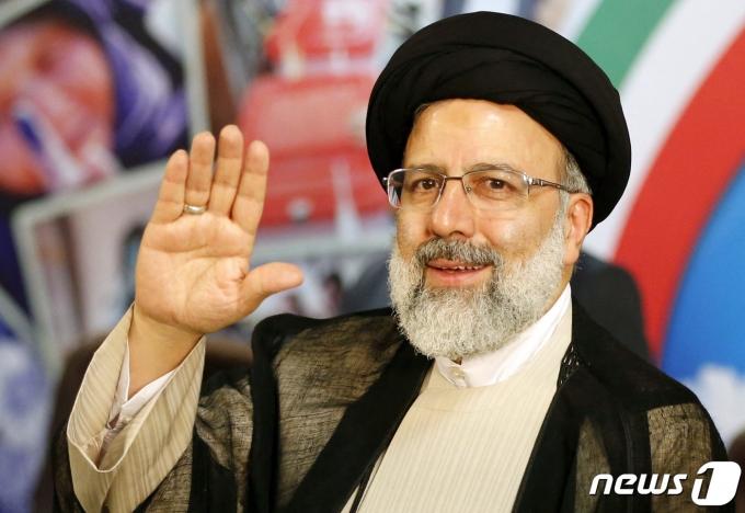 에브라힘 라이시 이란 대통령 당선인. © AFP=뉴스1 자료 사진