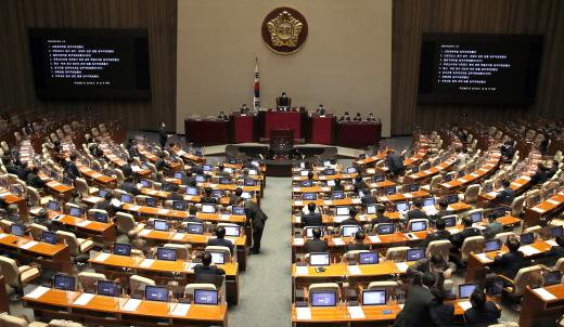 여야 의원들은 오는 23일 국토교통부 등 경제분야 정부부처를 대상으로 대정부질문을 진행한다. /사진=장동규 기자