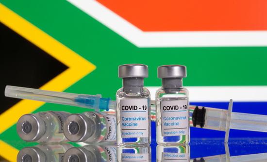 아프리카 신종 코로나바이러스 감염증(코로나19) 백신 허브(거점)으로 남아프리카공화국이 선정됐다./사진=로이터