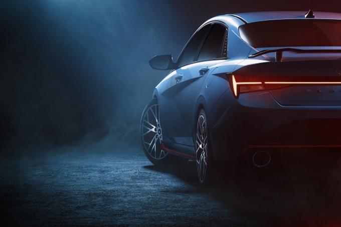 현대자동차 고성능 브랜드 N이 해치백과 SUV에 이어 세단으로까지 라인업을 확장한다. /사진제공=현대자동차