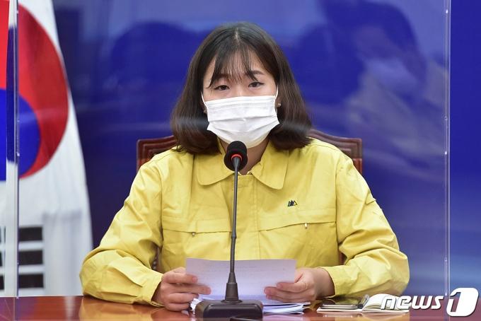 박성민 청와대 청년비서관. 2020.9.9/뉴스1 © News1 박세연 기자