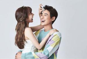 '결혼' 이지훈♥14세 연하 일본인 신부와 '동상이몽2' 출연