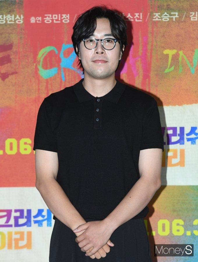 [머니S포토] 김준식 '떨리네요'